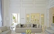 白色欧式风格室内设计图片(49张)