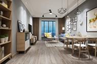 现代感十足的客厅装修设计图片(10张)