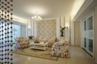 汕头丽景星光华庭样板房室内设计图片(24张)