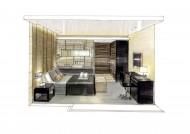 合景誉峰a8室内手绘图片(3张)