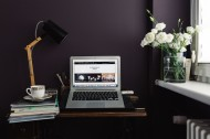 家庭办公室的图片(9张)