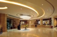 深圳香格里拉大酒店大堂图片(3张)