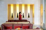 莱佛士沙龙现代风格餐厅设计图片(4张)