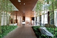 空中花园-日式风格餐厅装潢设计图片(19张)