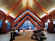 香格里拉麦丹岛度假酒店宴会厅图片(6张)