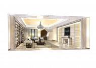 中海金沙湾室内手绘1图片(5张)