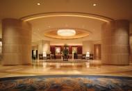 成都香格里拉大酒店大堂图片(6张)