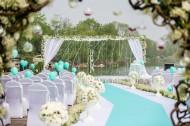 婚礼场景布置图片(10张)
