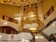 天津金泽大酒店-姜峰室内设计作品图片(14张)