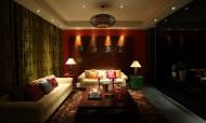 现代中式风格室内设计图片(19张)