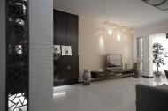 雍景园-刘炼室内设计作品图片(9张)