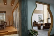 南航碧花园D2型079别墅样板楼-陈维室内设计作品图片(28张)