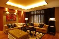 客厅装潢设计图片(100张)
