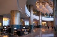 呼和浩特香格里拉大酒店大堂图片(4张)