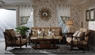 奢华欧式客厅设计图片(10张)