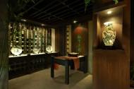 红官窑长沙展厅装潢设计图片(14张)
