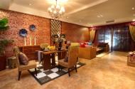 东南亚风格室内设计图片(13张)