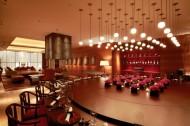 北京主席台餐厅装修设计图片(8张)