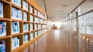 图书馆内部陈设图片(13张)