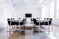 简约风格的会议室图片(11张)