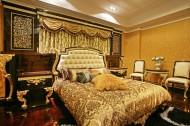 梵豪森五宅样品房-英伦世家室内设计图片(9张)