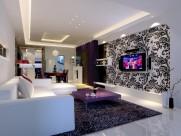 家居成功案例客厅装修图片(40张)
