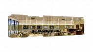 东莞奥乐斯咖啡馆室内设计手绘图片(4张)
