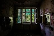 老式的木窗图片(12张)