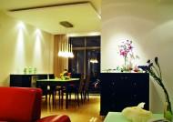 水榭花都听水居住宅室内设计图片(7张)