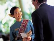曼谷香格里拉酒店大堂图片(5张)