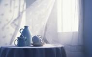 清新的窗帘图片(12张)