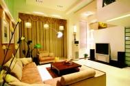 长沙五一华府室内设计图片(6张)