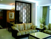 颐景园潘宅室内设计案例图片(8张)