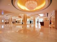 苏州香格里拉大酒店大堂图片(2张)