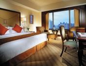 雅加达香格里拉饭店客房图片(17张)
