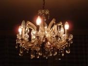 客厅水晶灯具图片(28张)