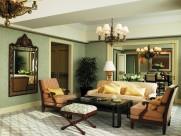 印尼泗水香格里拉大酒店客房图片(13张)