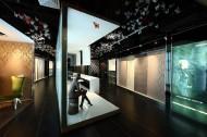 柔然壁纸的展示空间设计图片(19张)