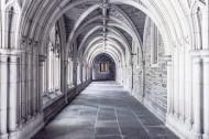 建筑物里的走廊图片(12张)
