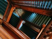 各种各样的楼梯图片(19张)