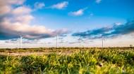风力发电的风车图片(11张)