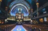 庄严的教堂大厅图片(14张)