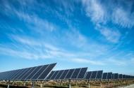 整齐的太阳能电池板图片(13张)