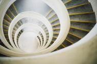 旋转楼梯高清图片(16张)