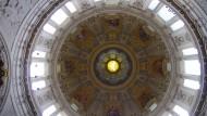 教堂的拱顶图片(14张)