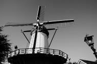 荷兰风车图片(12张)