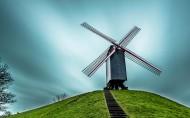 唯美的风车图片(5张)
