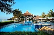 豪华别墅露天泳池图片(16张)