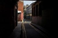 城市的小巷图片(12张)