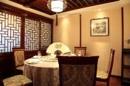 古香古色的中式饭店图片(11张)